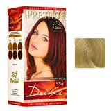Vopsea pentru Par Rosa Impex Prestige Deluxe, nuanta 502 Light Blonde