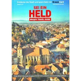 Sei ein held. brasov ghid turistic (german)