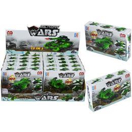 Cuburi constructii Armata - Set 12 - Robentoys