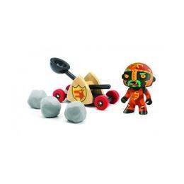 Figurină arty toys-baldy & big paf - Djeco