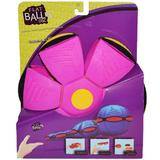 Minge Flat Ball, cu lumini - Robentoys