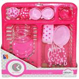 Set Bucatarie in cos de plastic - Robentoys