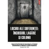 Locuri ale suferintei: inchisori, lagare si colonii, editura Polirom
