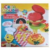 Set plastilina Crea Dough pizza&pasta/cake shop