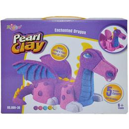 Set plastilina Dragon in cutie - Robentoys