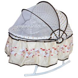 Balansoar pentru bebelus, protectie insecte