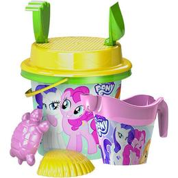 Galetusa nisip+acces. My Little Pony/20cm