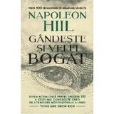 Gandeste si vei fi bogat - Napoleon Hill, editura Litera