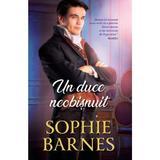 Un duce neobisnuit - Sophie Barnes, editura Alma