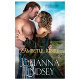 Zambetul iubirii - Johanna Lindsey, editura Alma