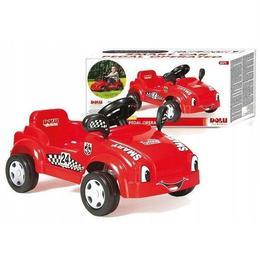 Masina cu pedale, rosu, 32x79x49cm - Dolu