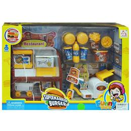 Play set Fast food - Robentoys