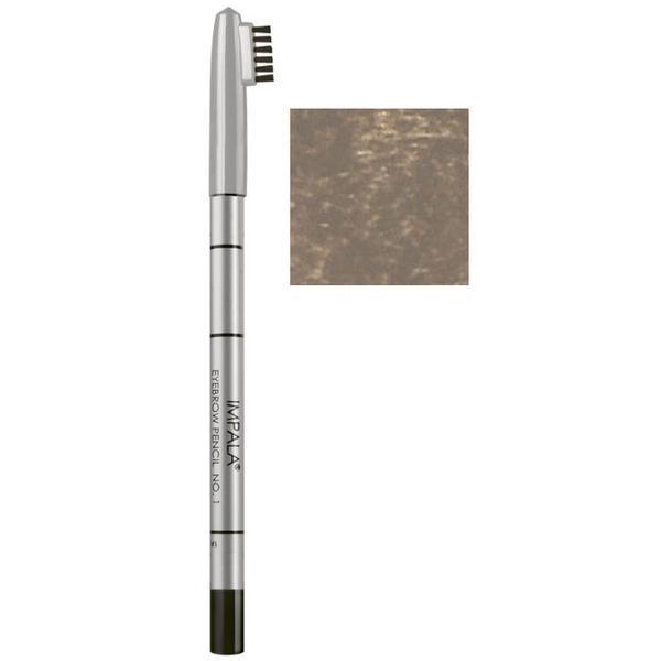 Creion Contur Sprancene Impala, nuanta 4 Chestnut imagine produs
