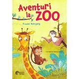 Aventuri la Zoo - Frauke Nahrgang, Stefanie Reich, editura Booklet