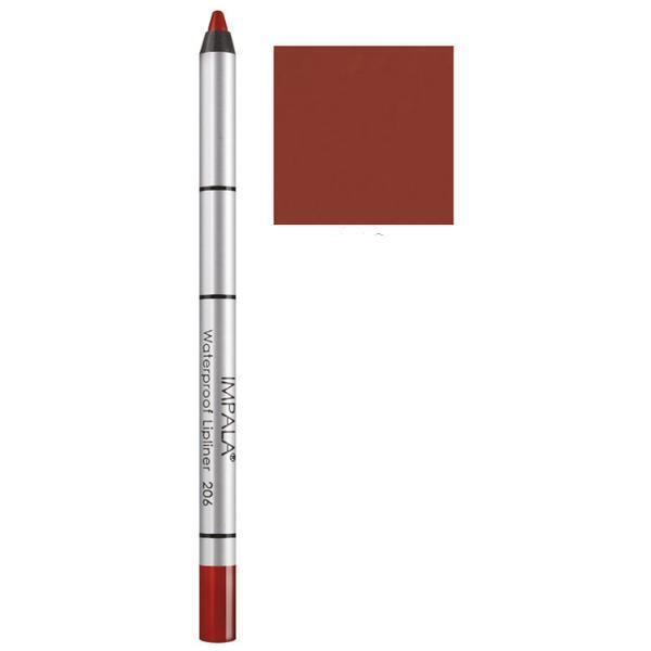Creion Contur Buze Rezistent la Apa Impala, nuanta 219 Sidefata imagine produs