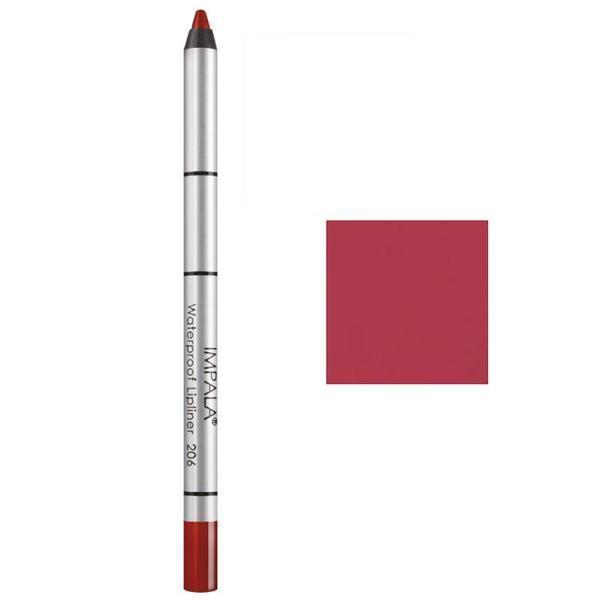 Creion Contur Buze Rezistent la Apa Impala, nuanta 220 Soft Pink imagine produs