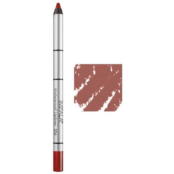 Creion Contur Buze Rezistent la Apa Impala, nuanta 236 Nude imagine produs