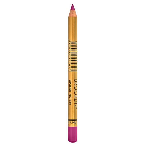 Creion Contur Buze Impala Brooklin, nuanta 228, 1.4g imagine produs