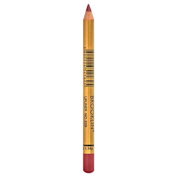 Creion Contur Buze Impala Brooklin, nuanta 229, 1.4g imagine produs