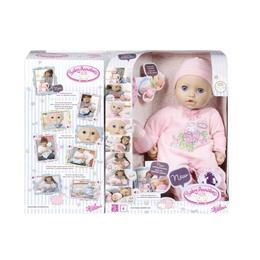 Baby annabell - papusa interactiva - Zapf