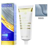 Vopsea de Par Semi-Permanenta Rosa Impex Prestige VIP's BeBlonde Hair Toner, nuanta BB05 Northern Lights, 100ml