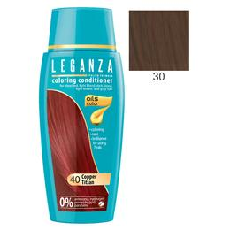 Balsam Nuantator Rosa Impex Leganza, nuanta 30 Light Brown, 150ml