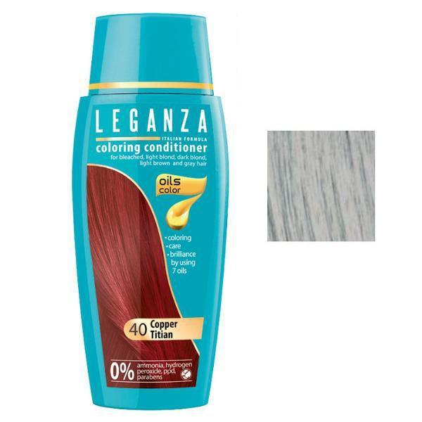 Balsam Nuantator Rosa Impex Leganza, nuanta 90 Platinum Blonde, 150ml imagine produs