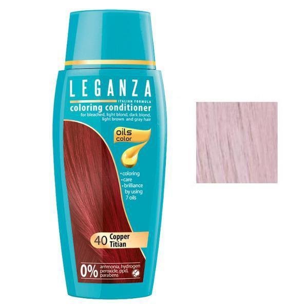 Balsam Nuantator Rosa Impex Leganza, nuanta 91 Pearl, 150ml imagine produs