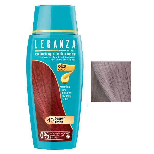 Balsam Nuantator Rosa Impex Leganza, nuanta 94 Ash Blonde, 150ml imagine produs