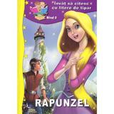 Rapunzel (invat sa citesc cu litere de tipar)
