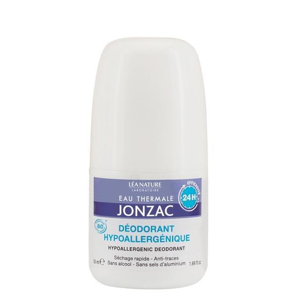 Deodorant bio roll on hipoalergenic Rehydrate Jonzac, 50ml imagine produs