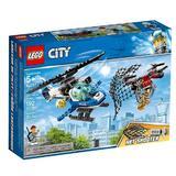 Lego City - urmarirea cu drona a politiei aeriene 5-12 ani (60207)