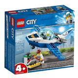 Lego City - avionul politiei aeriene 5-12 ani (60206)