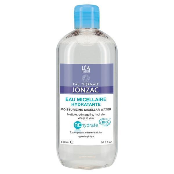 Apa micelara bio hidratanta Rehydrante Jonzac, 500ml