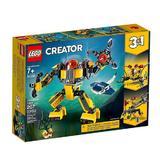 Lego Creator - Robot subacvatic 8-12 ani (31090)