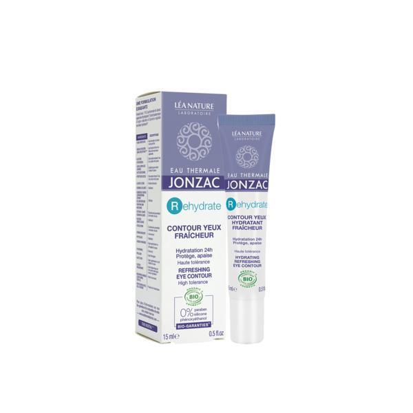Fluid bio hidratant contur ochi Rehydrate Jonzac, 15 ml