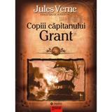 Copiii capitanului Grant - Jules Verne, editura Gramar