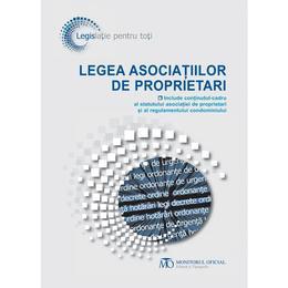 Legea asociatiilor de proprietari ed.2019