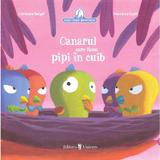 Canarul care facea pipi in cuib - christine beigel, herve le goff