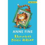 Razbunarea pisicii asasine - Anne Fine, editura Paralela 45