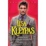 Diavolul Cu Ochi Albastri - Lisa Kleypas, editura Miron