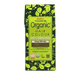 Vopsea de par pe baza de plante Ecologica 100% – Blond Bej de la esteto.ro