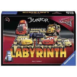 Joc labirint junior - cars (ro) - Ravensburger