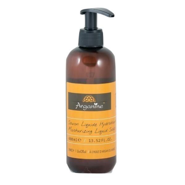 Sapun lichid cu ulei de argan organic, fara parabeni, coloranti Arganine , Azbane, 400ml imagine produs