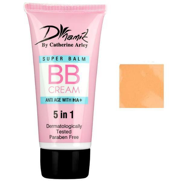 Balsam Corector pentru imperfectiuni BB Cream Alfar Dynamic, nuanta 03, 50ml poza