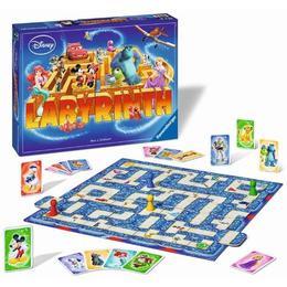 Joc labirint - personajele disney - Ravensburger