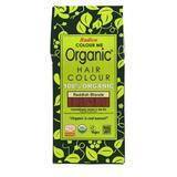 Vopsea de par pe baza de plante Ecologica 100% - Blond Rosu