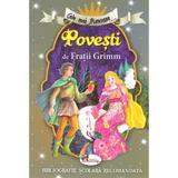 Cele mai frumoase... Povesti de Fratii Grimm, editura Aramis
