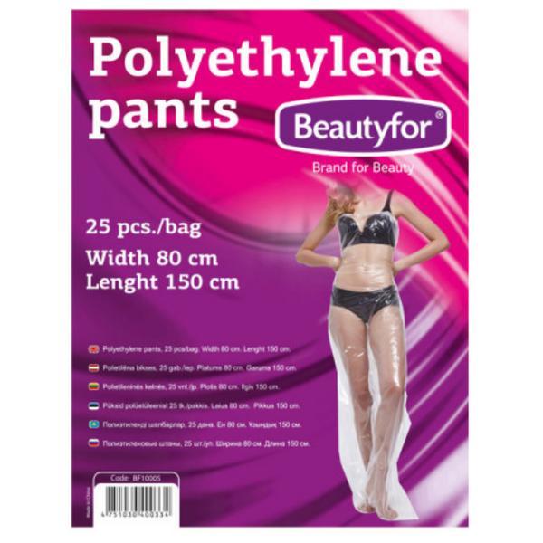 Pantaloni din Polietilena - Beautyfor Polyehtylene Pants, 25 buc esteto.ro