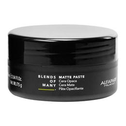 Pasta Mata pentru Styling – Alfaparf Milano Blends of Many Matte Paste, 75ml de la esteto.ro